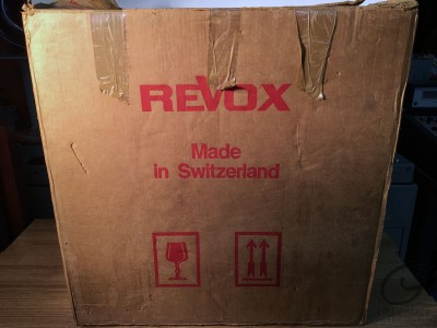 REVOX A-700