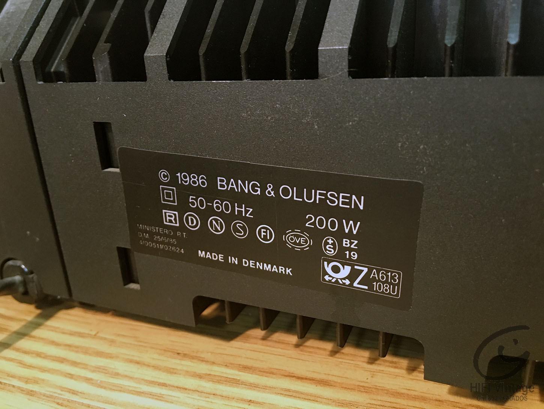 B&O BEOCENTER 9000