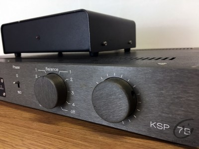 KRELL KSP-7B