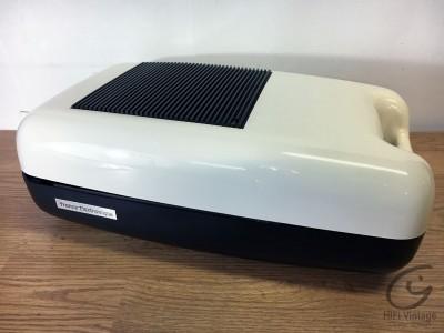 Hifi Vintage FRANCE ELECTRONIQUE Electrophone Blanc et noir