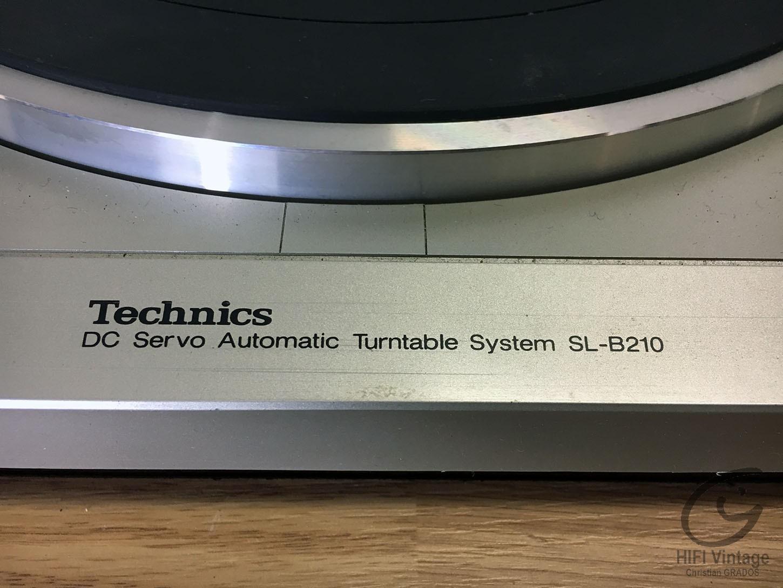 TECHNICS SLB-210