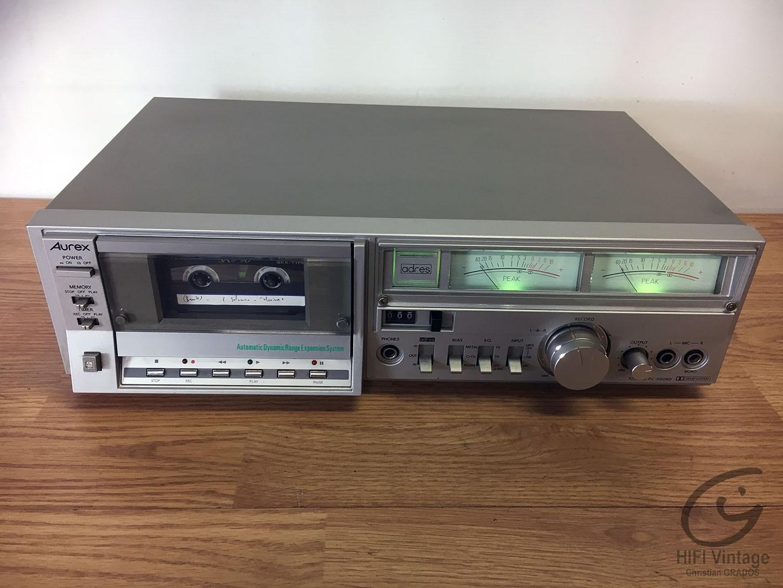 TOSHIBA PC-X60AD Hifi vintage réparations