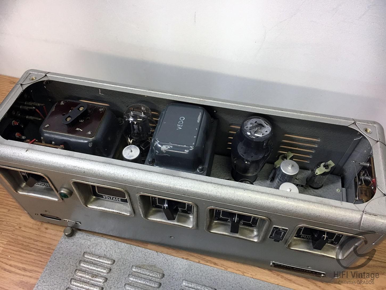 BOUYER Fidex-380 Hifi vintage réparations