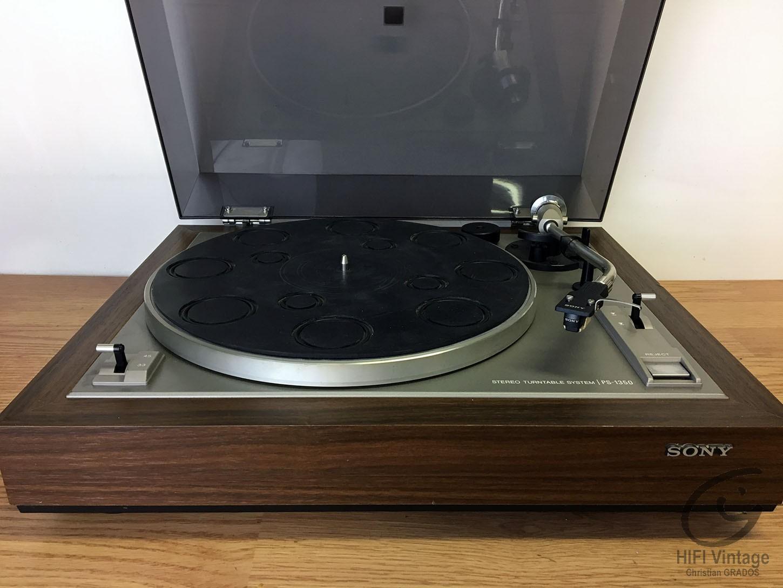 SONY PS-1350 Hifi vintage réparations
