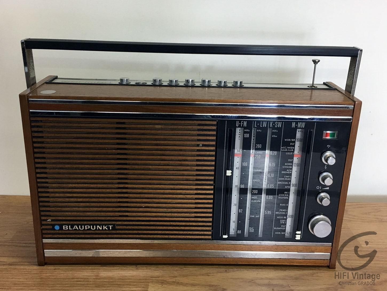 BLAUPUNKT Marimba Hifi vintage réparations