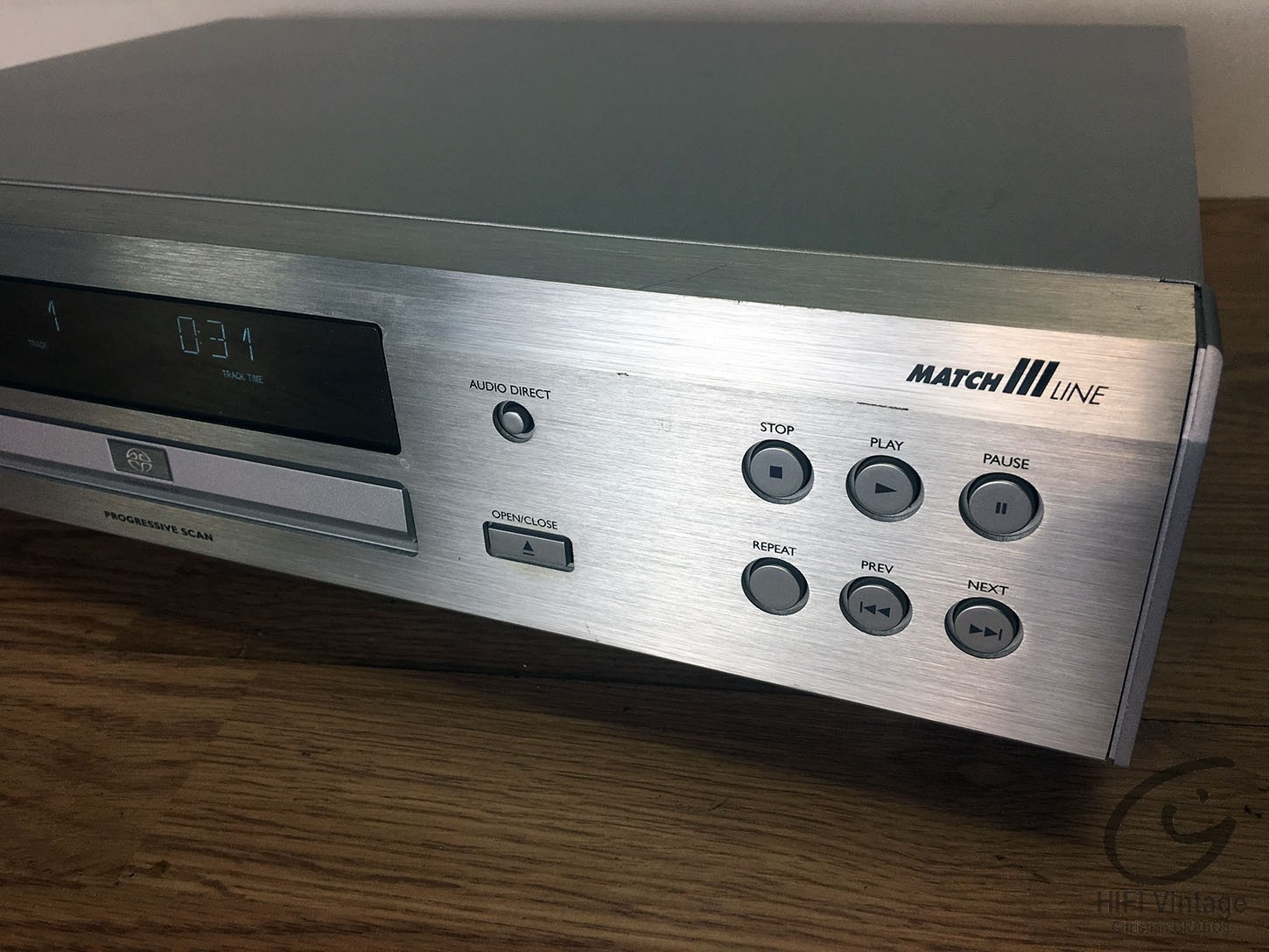 PHILIPS DVD-963SA