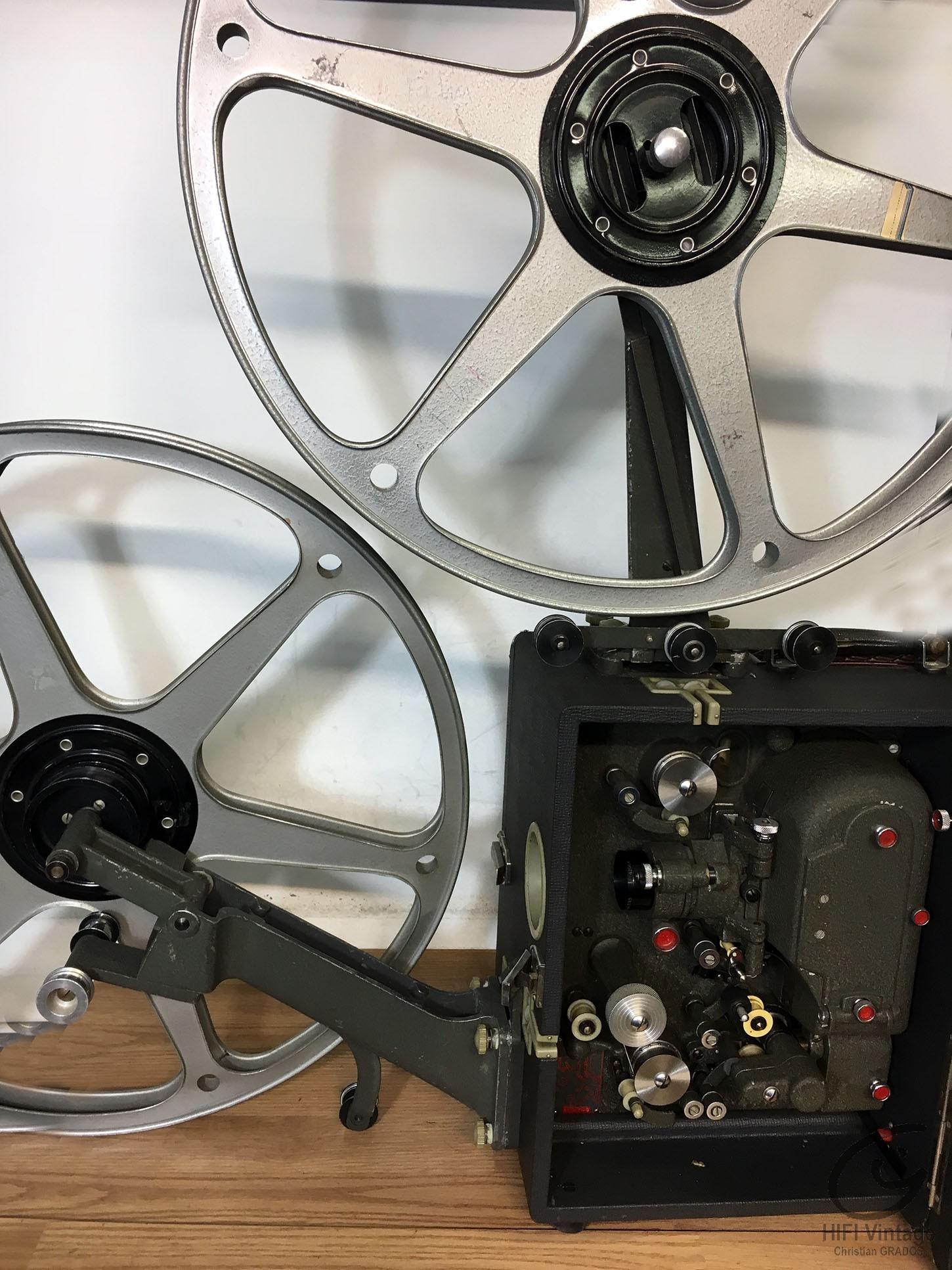 HORTSON 16 mm Hifi vintage réparations