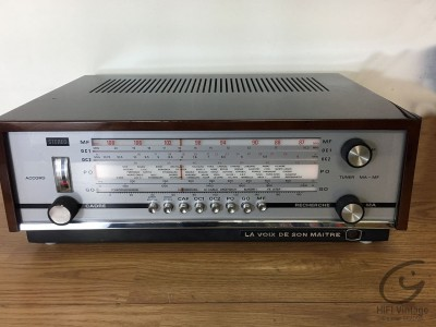 Hifi Vintage LA VOIX DE SON MAITRE Tuner MA FM
