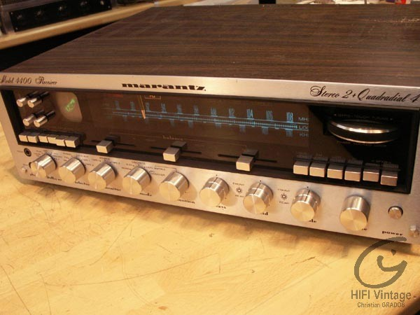 MARANTZ Model 4400 Hifi vintage réparations