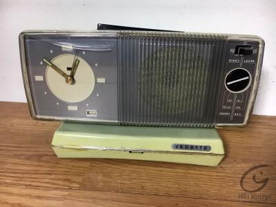 Hifi Vintage VEDETTE Radio reveil