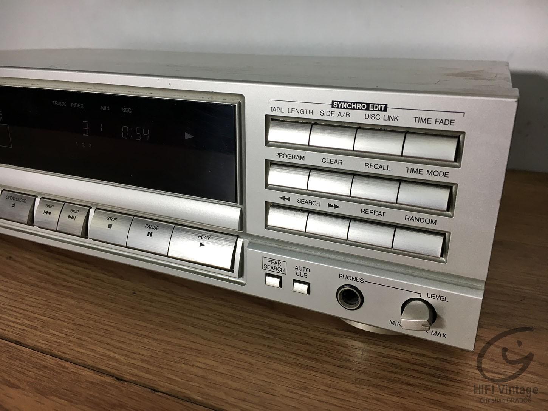 TECHNICS SL-PG600-A