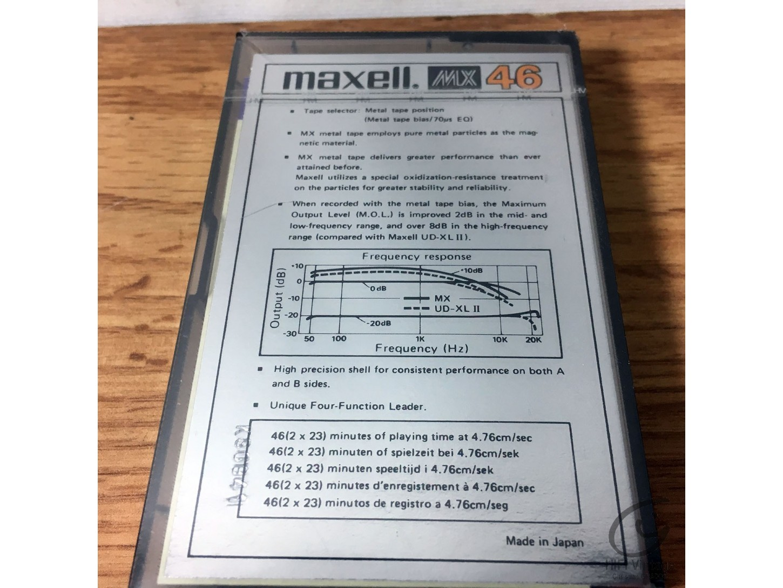 MAXELL MX-46