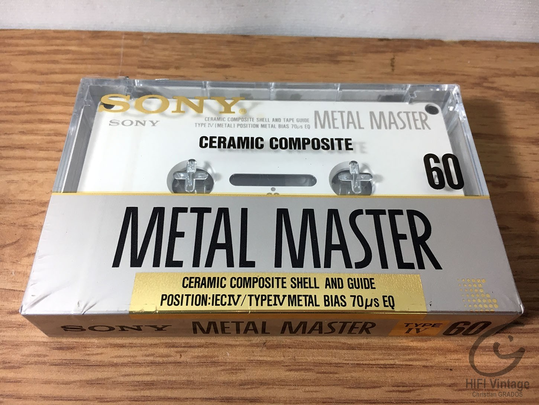 SONY Metal Master 60 Hifi vintage réparations