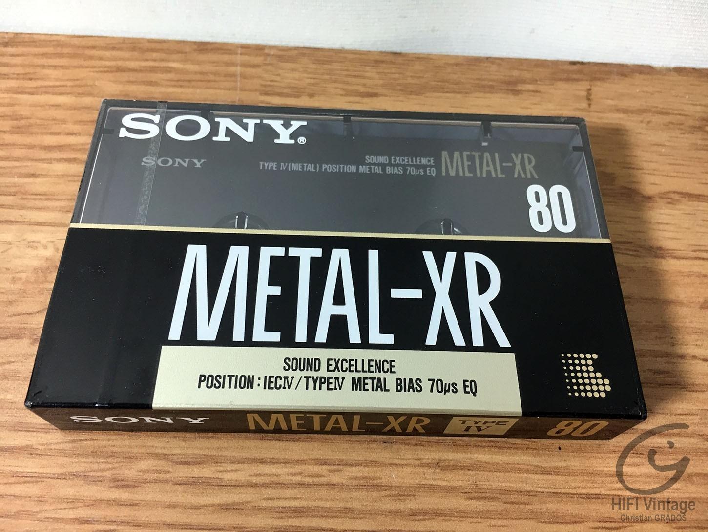 SONY Metal XR 100