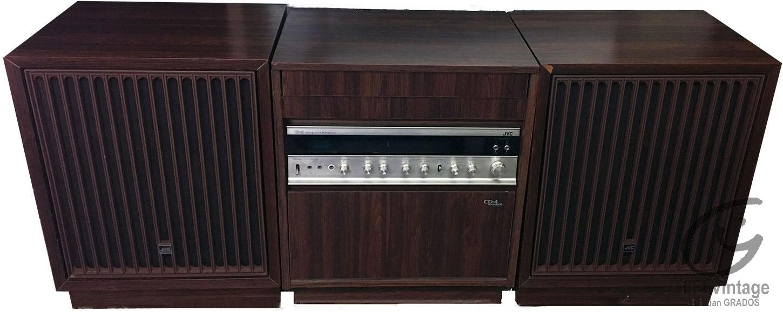 JVC CD-4 SYSTEM Hifi vintage réparations