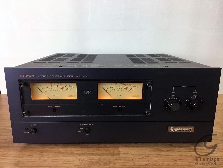 Hitachi Hma 8300 Audio Power Meter