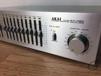 AKAI EA-G80