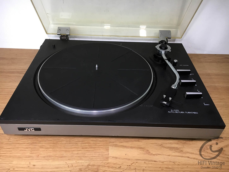 JVC SRP-473-E Hifi vintage réparations