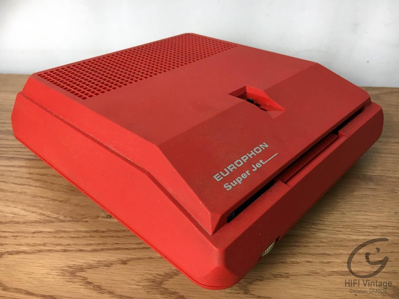 EUROPHON Super Jet Mange disque 45t