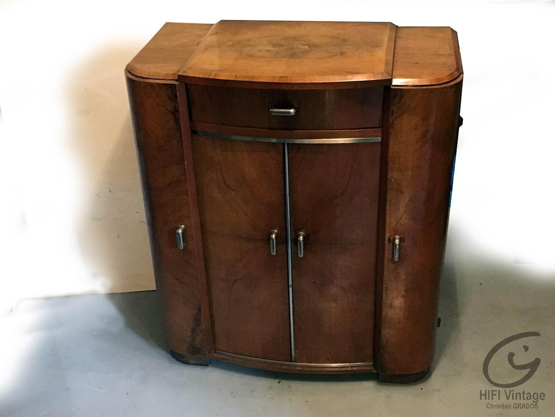 Furniture Radio Turntable 78t