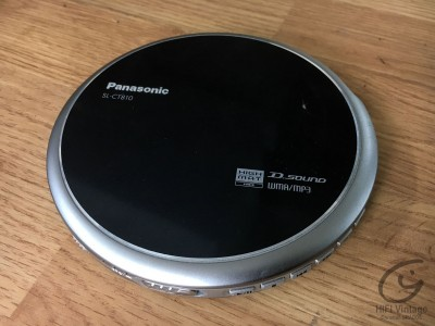 PANASONIC SL-CT810