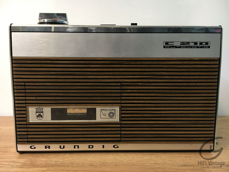 GRUNDIG C-210