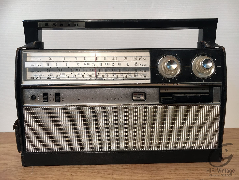 SANYO 10X-05 Hifi vintage réparations