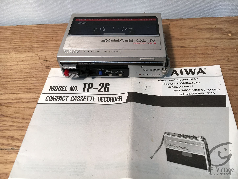 AIWA TP-26