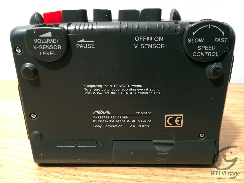 AIWA TP-VS450