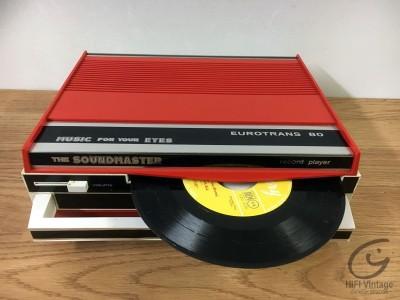 Hifi Vintage SOUNDMASTER Eurotrans 80