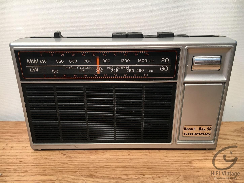 GRUNDIG Record Boy 50