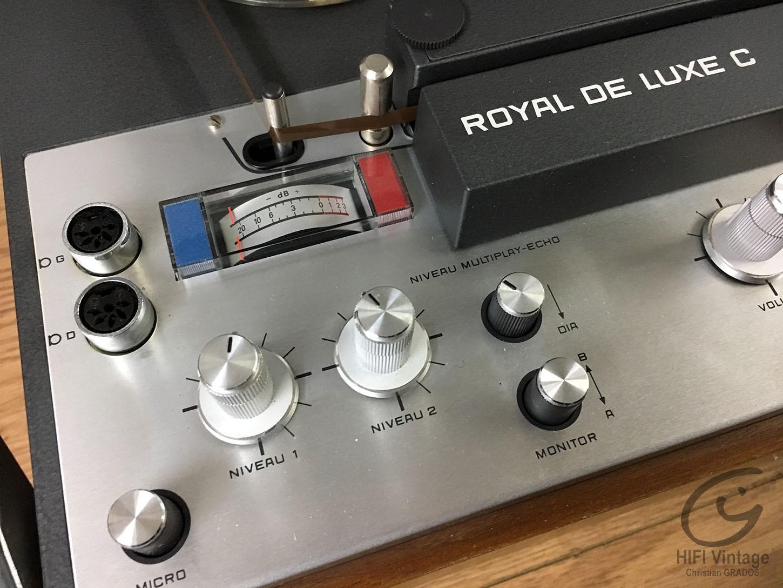 UHER Royal de Luxe C