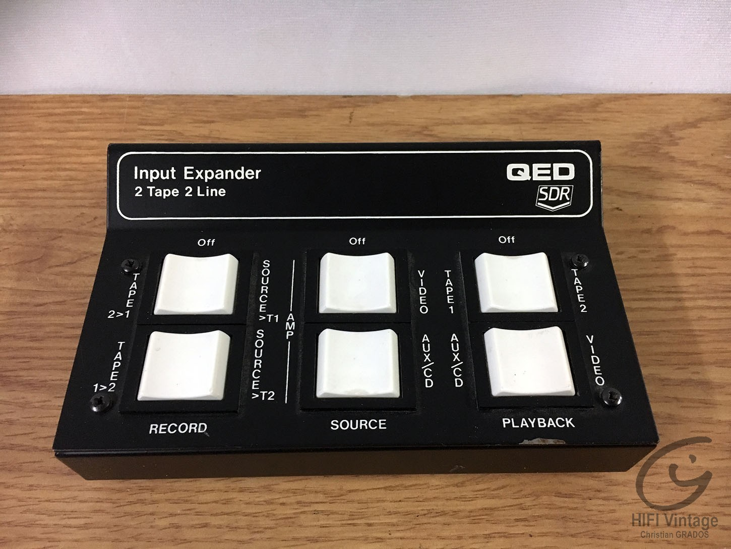 QED input expender