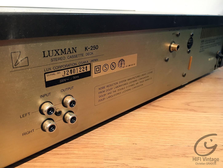 LUXMAN K-250
