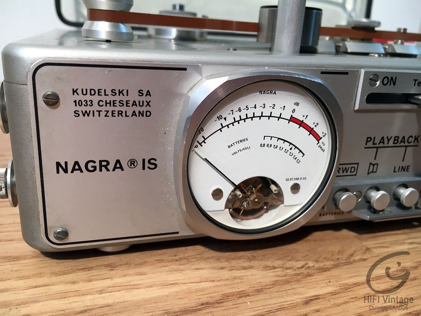 NAGRA IS for SN
