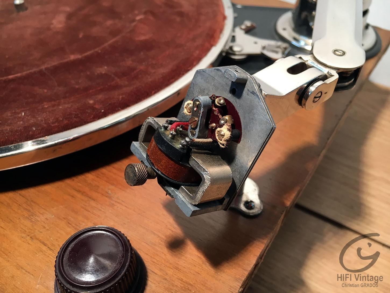 THORENS Gramophone 621