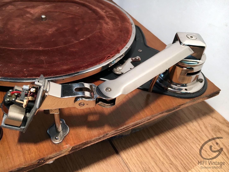 THORENS Gramophone 621 Hifi vintage réparations
