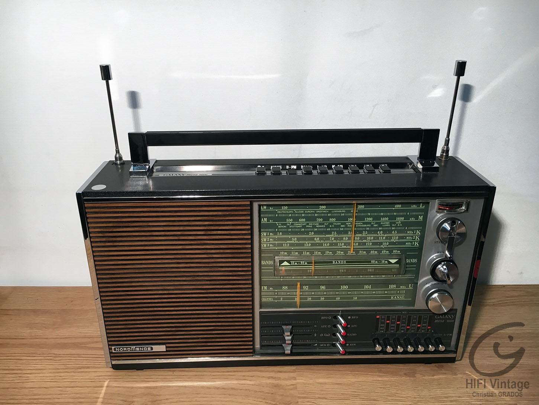 NORMENDE Galaxy 9000 Hifi vintage réparations