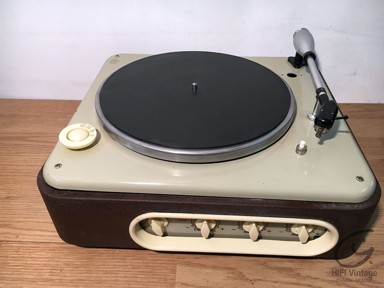 GOLDMUND 55001 Hifi vintage réparations