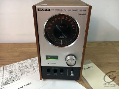 SONY ST-88-L Hifi Vintage Grados