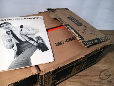 UHER 4000 report Hifi Vintage Grados