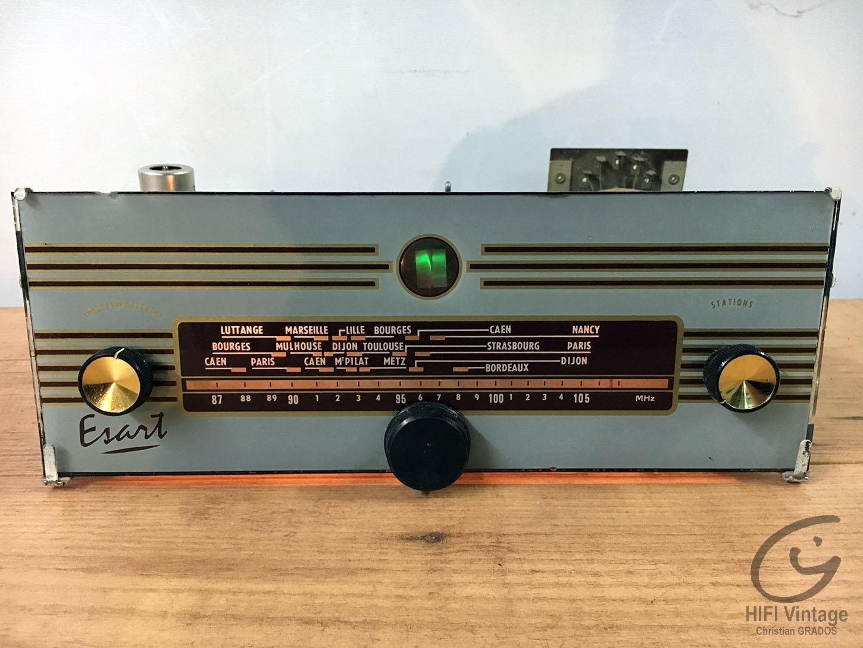 ESART FM 1961 Tubes