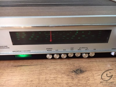 BARTHE HIFI Tuner FM Hifi Vintage Grados