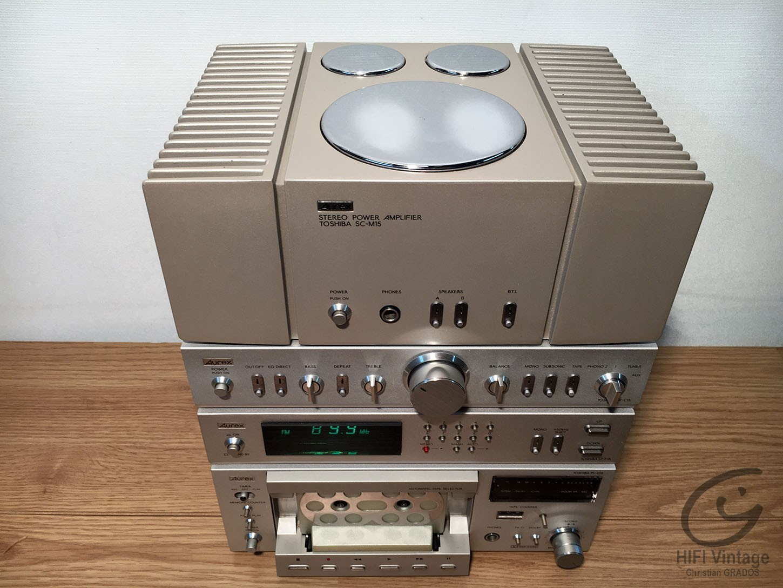 Toshiba AUREX serie 15