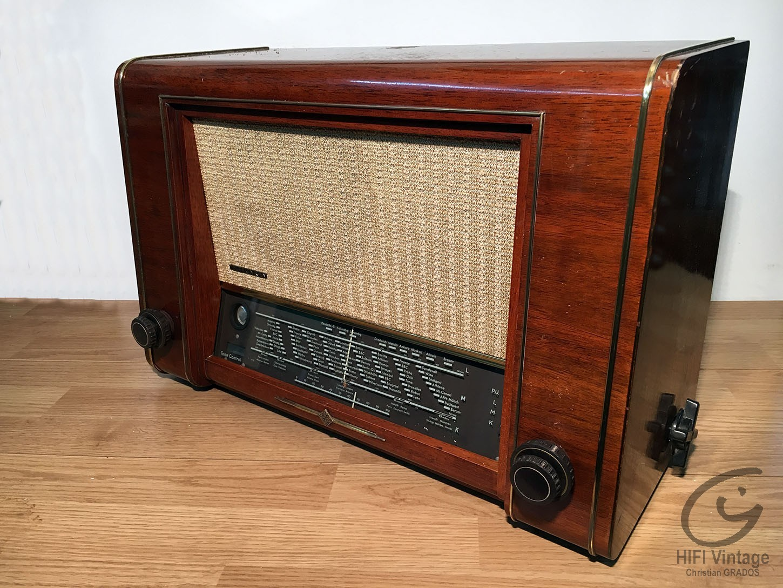 TELEFUNKEN 772-W Hifi vintage réparations