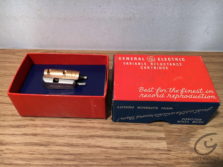 GENERAL ELECTRIC RPX-040 Hifi vintage réparations