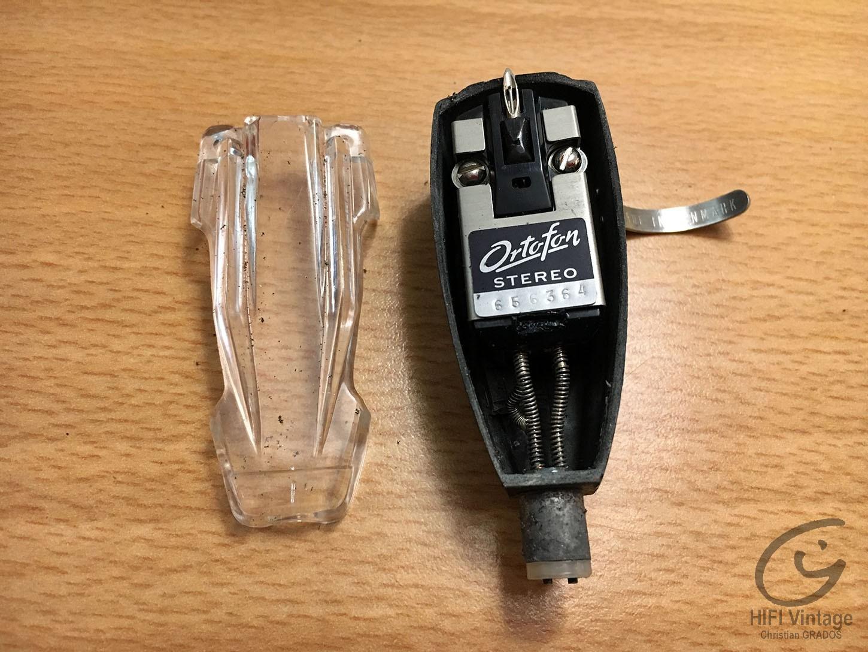 ORTOFON S15 -M/T Hifi vintage réparations