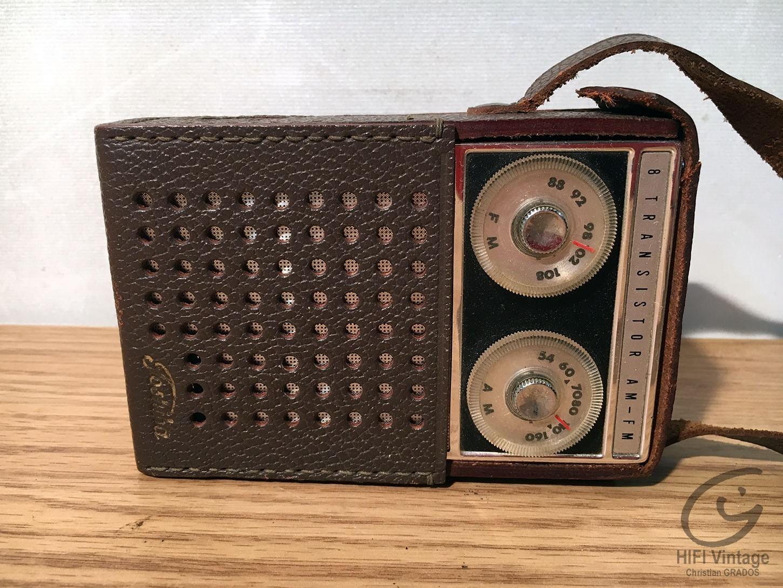 TOSHIBA 8TP 686-F Hifi vintage réparations