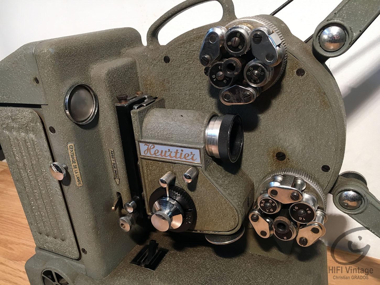 HEURTIER Super 50 Hifi vintage réparations