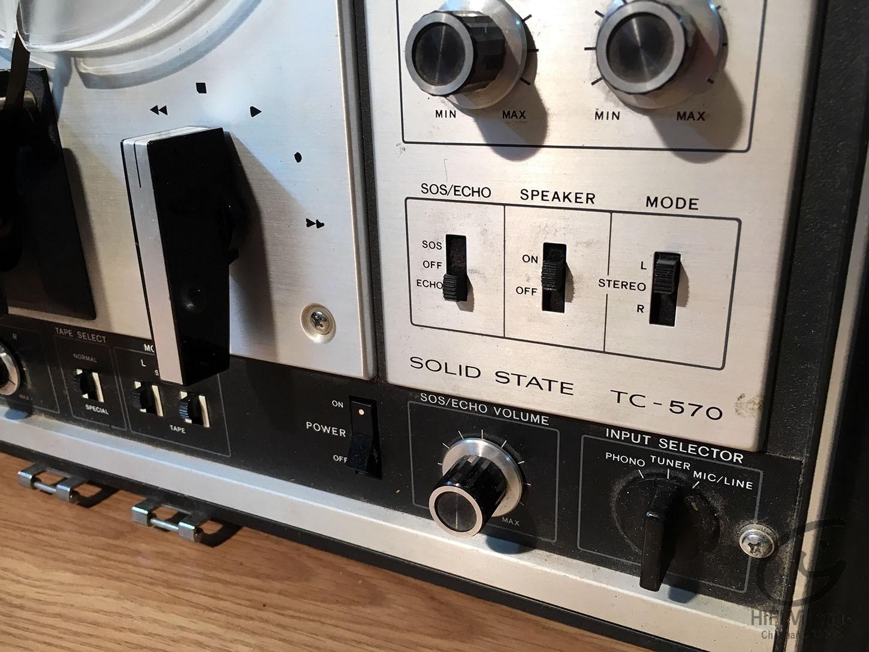 SONY TC-570